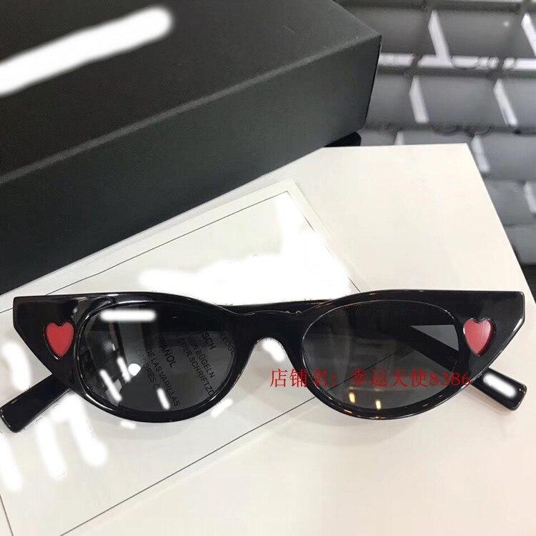 4 3 2 Für Sonnenbrille Frauen Runway Rk01170 2019 Luxus Designer Gläser 1 Carter qvwW7PT