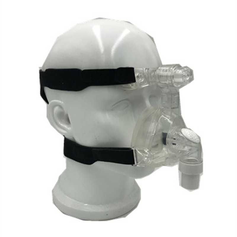 Headgear for Nasal Mask Full Face Mask Elastic Fiber Headgear Universal for All Nasal and Full Face Mask (5)