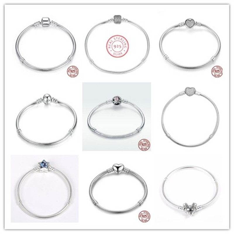 Original 925 Sterling Silver Moments Pave Heart Clasp With Crystal Pandora Bracelet Bangle Fit Bead Charm DIY Europe JewelryOriginal 925 Sterling Silver Moments Pave Heart Clasp With Crystal Pandora Bracelet Bangle Fit Bead Charm DIY Europe Jewelry