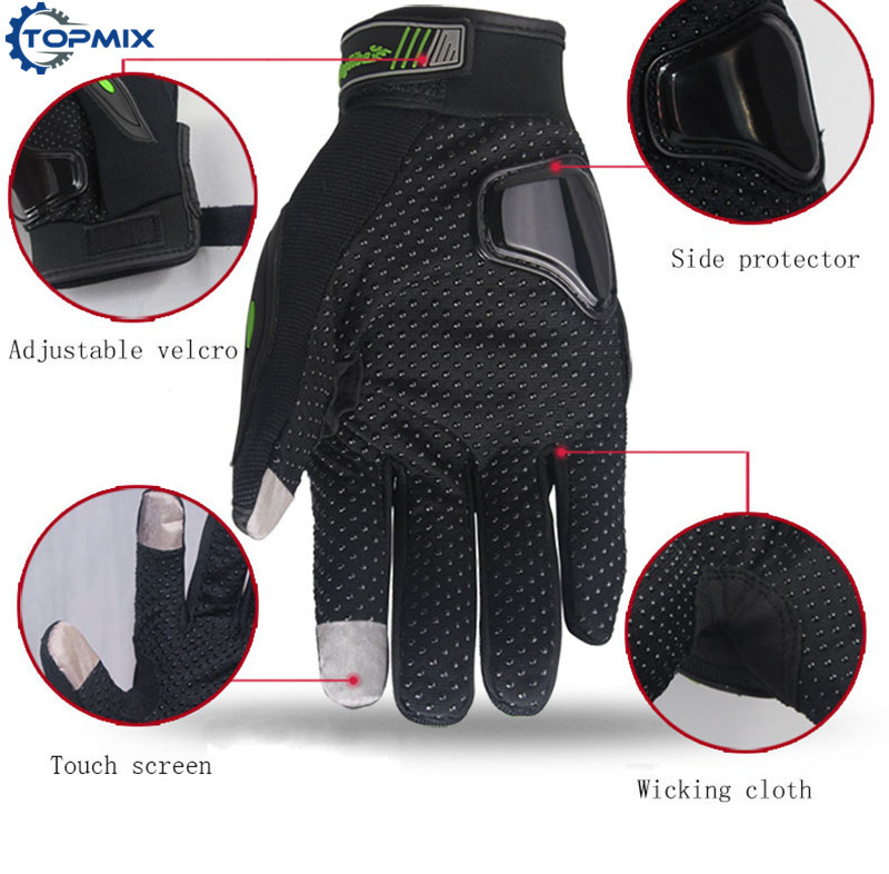 Screen Touch Motorcycle Gloves 3