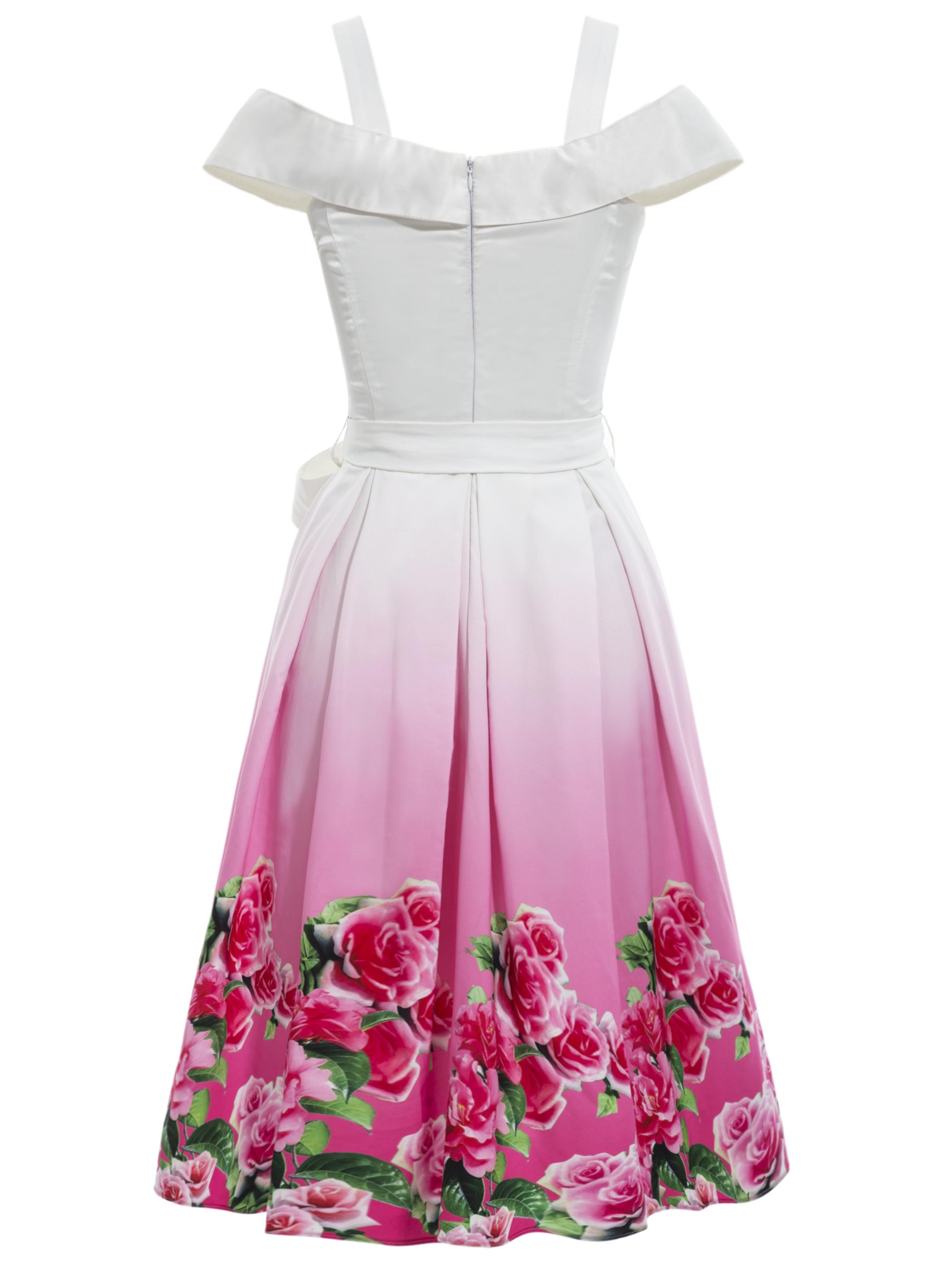 Lujoso 1950 Vestidos De Fiesta Inspirados Imagen - Ideas de Estilos ...