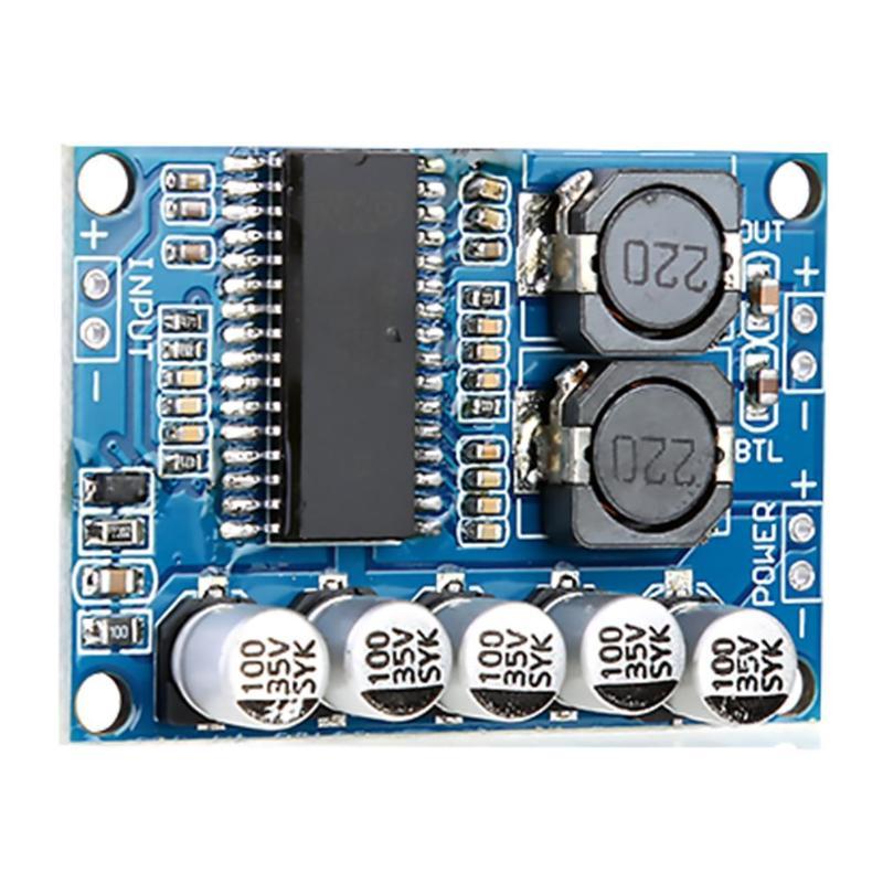 TDA8932 35W High Power Mono Channel Digital Audio Power Amplifier Module