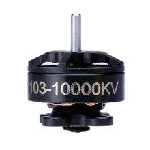 Iflight Beemotor 1103 10000Kv 2-3 S миниатюрный бесщёточный электродвигатель для Cinebee 75Hd Whoop Frame Drone Kit