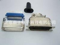 Série 30240 p 24 24 57 núcleo grande de aço conector de interface da impressora