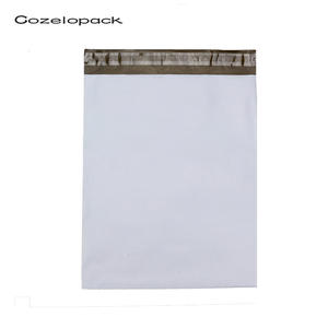 6x9inch 150x230mm 100-Pack Poly Mailers Envelopes Shipping Bags with Self Adhesive, Waterproof and Tear-proof Postal Bags