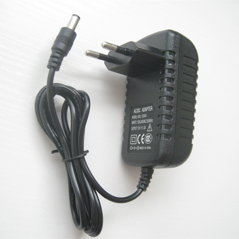 AC 110-240V DC 12V <font><b>24V</b></font> <font><b>1A</b></font> 2A Universal Power <font><b>Adapter</b></font> Supply Charger <font><b>adapter</b></font> Eu Us for LED light strips image