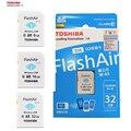 Original toshiba cartão sd de 32 gb classe 10 sdhc de memória compartilhada Memória Flash WI-FI Cartão SD cartao de memoria de 32 GB 16 GB 8 GB