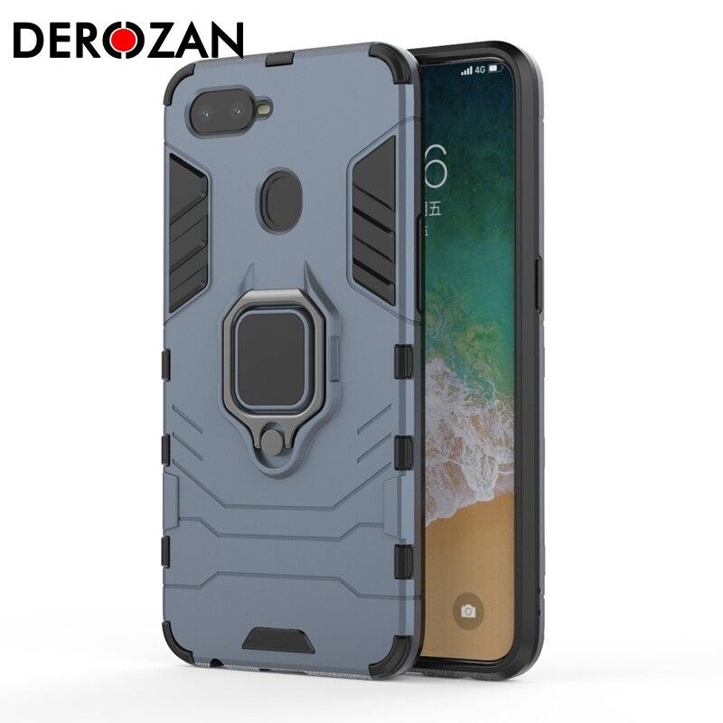 DEROZAN font b Phone b font Case For OPPO F9 Case A7X R17 Pro R11S R9