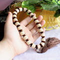 16x14mm Tibetan Buddhism Bodhi root prayer Beads Mala(Car Adornment)