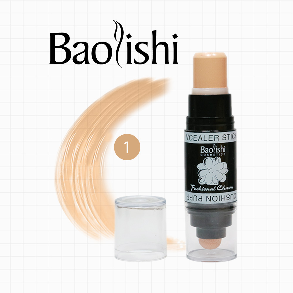 baolishi 6 color Perfect Concealer Doppelkopf Concealer und - Make-up - Foto 2