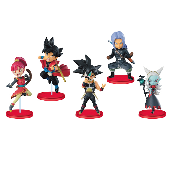 Super Dragon Ball Heroes World Collectable Figure WCF 7th Anniversary Full Set 100% Original original banpresto world collectable figure wcf the historical characters vol 3 full set of 6 pieces from dragon ball z