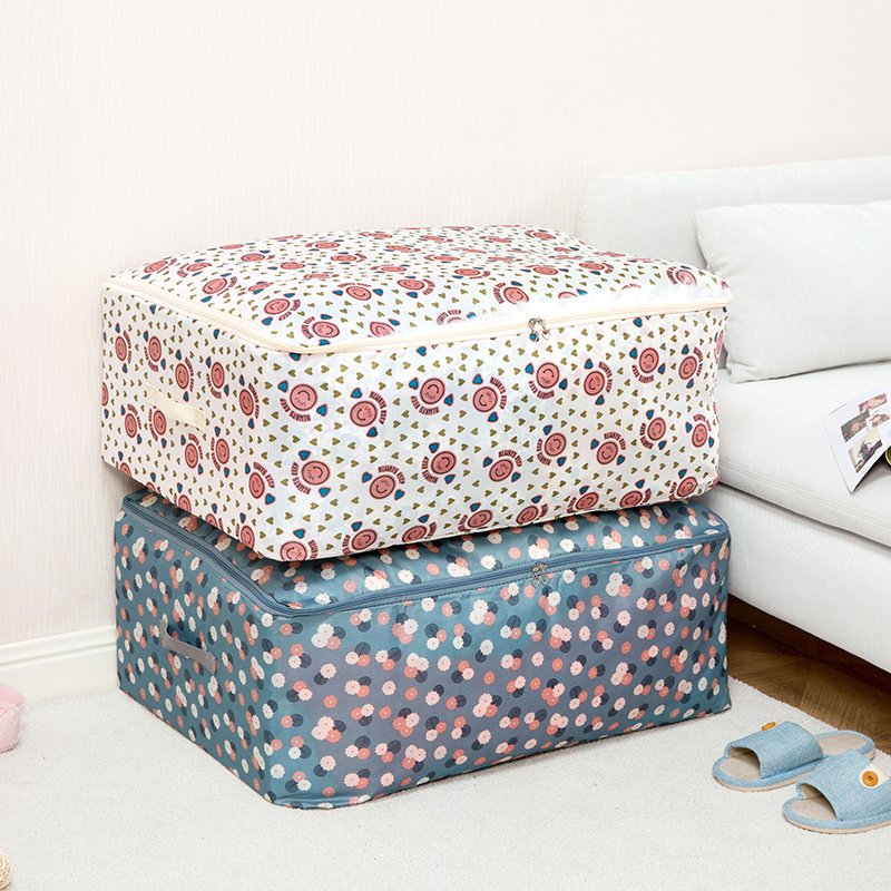 Oxford Cloth Blanket Clothes Quilts Storage Bags
