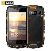 Original 4G Lte AGM A7 Waterproof Phone 2GB RAM 16GB ROM 8MP QUALCOMM MSM8909 Quad Core
