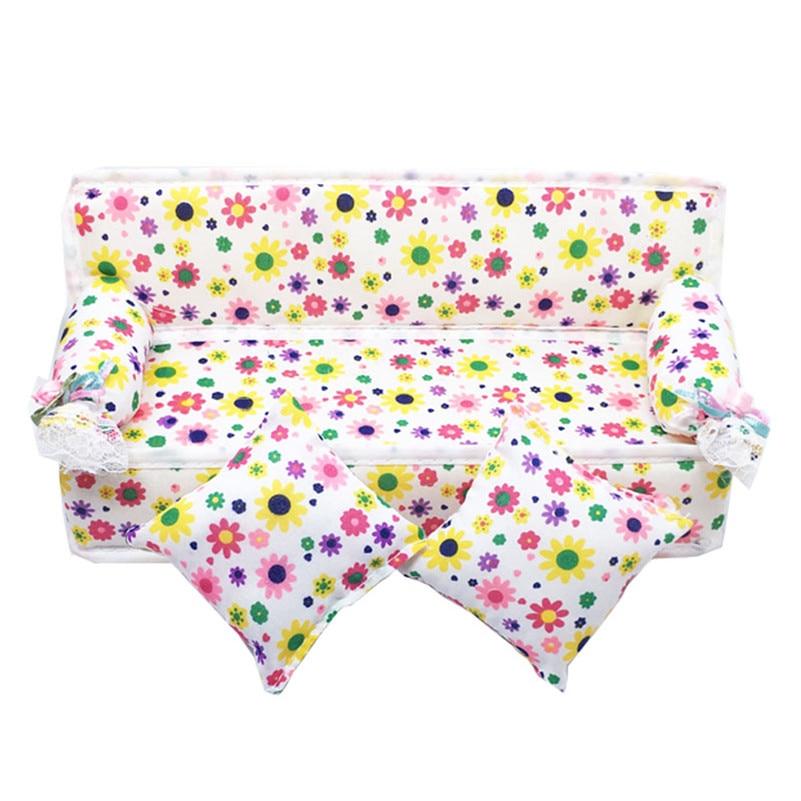 Aliexpress.com : Buy Mini Flower Sofa Toy Pretend Play