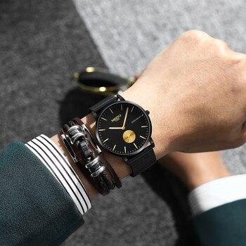 שעון אופנתי יוקרתי לגבר 2020