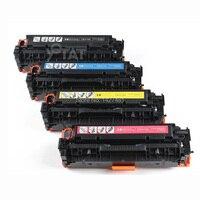 Compatible CE410A CE411A CE412A CE413A Color Toner Cartridge For HP Laserjet Pro 300 400 M375nw M451dw