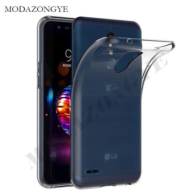 the best attitude 2d81c 8eb80 US $1.23 35% OFF|Soft Case For LG K11 Plus 2018 Case LG K11 Plus Case  Silicone Back Cover Phone Case For LG K11 Plus K 11 K11Plus K11+  LMX410NCW-in ...