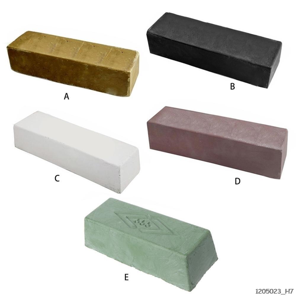 Composto de Polimento Cera em Pasta de Metal Abrasiva de Aço Barra de Sabão de Polimento de Cera Bronze Moagem Abrasivo Pasta Inoxidável 800g