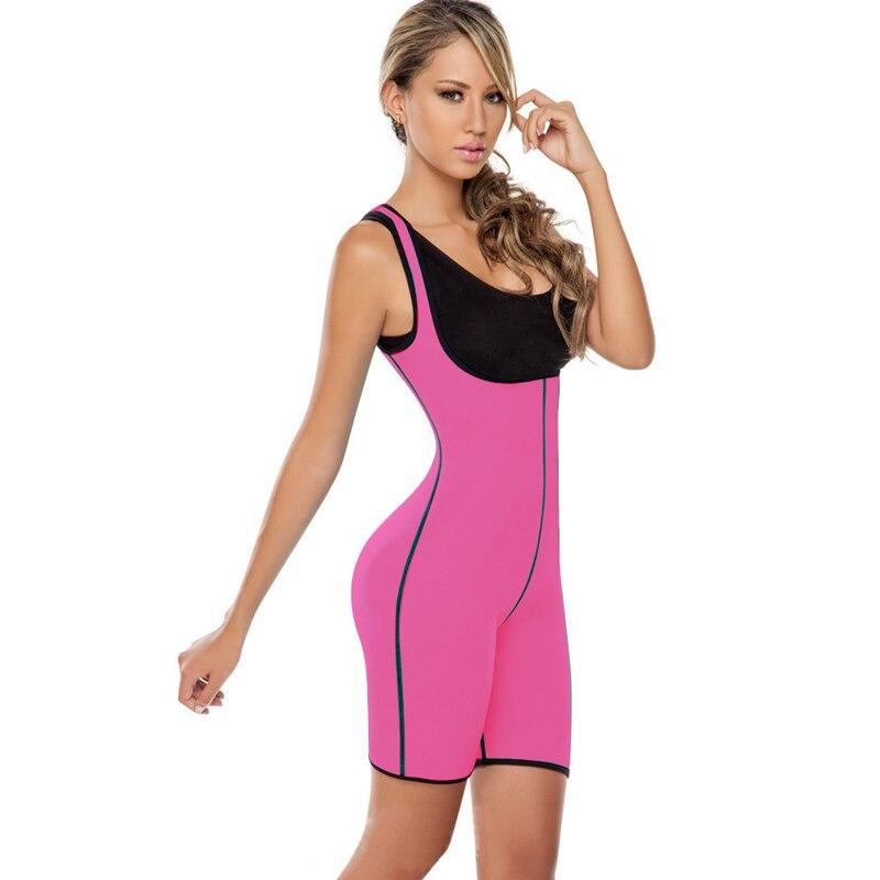 Women vest Neoprene waist cincher trainer workout sauna suit waist corset hot...