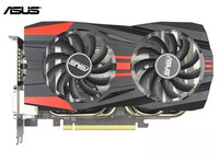 Used ASUS GTX 760 2GB 256Bit GDDR5 Video Cards For NVIDIA VGA Cards Geforce GTX760 HDMI