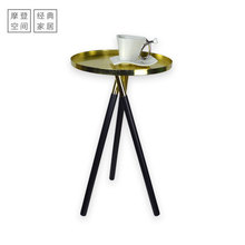 Home Furniture Modern minimalist Round Coffee Table living room creative Small Tea Table Sofa Side Table bedroom Bedside Table square glass coffee table stylish minimalist modern paint coffee table tv cabinet ensemble creative