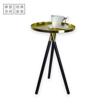 Home Furniture Modern minimalist Round Coffee Table living room creative Small Tea Table Sofa Side Table bedroom Bedside Table mc2102b modern living room furniture marble top tea table coffee table with drawer