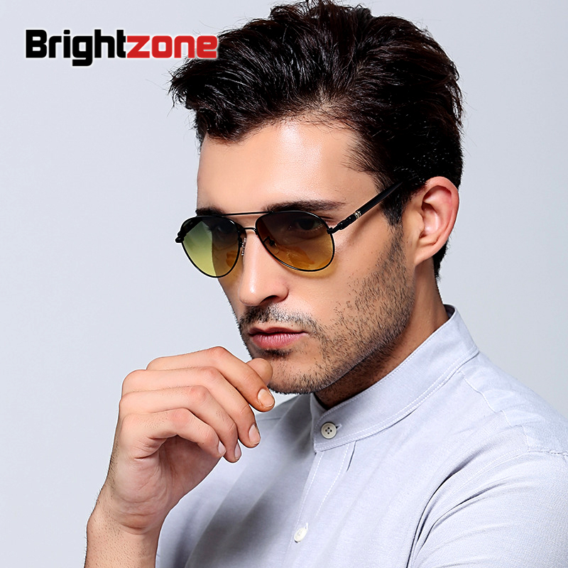 Day And Night Dual Purpose Defence Glare Defence Lamp Polarized - Apparel Accessories - Photo 3