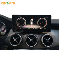 carsara 10.25 Android touch screen for Benz CLA/GLA/A Class W176 2013 2015 GPS Navigation radio stereo dash multimedia player
