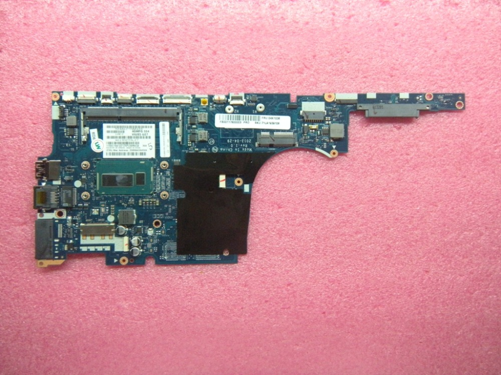 Thinkpad is suitable for S440 i3-4010U notebook integrated video card motherboard. FRU 04X1031 04X4126 04X1030 04X4125 04X1029 Thinkpad is suitable for S440 i3-4010U notebook integrated video card motherboard. FRU 04X1031 04X4126 04X1030 04X4125 04X1029