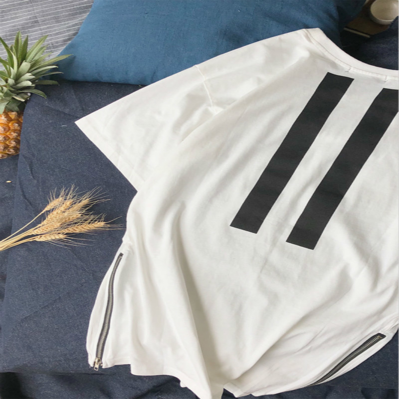 2018 Summer Wear Wind Short Sleeve T Shirt stranger things The new Arrivals listing wild simple fashion Collocation Favourite