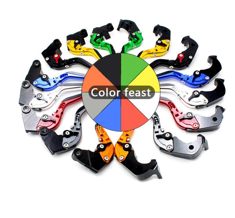 ФОТО cnc motorcycle brake clutch levers for honda VF750S SABRE 1982-1986 VFR750 1991-1997 VFR800/F 2002-2016 CBF1000 2006-2009