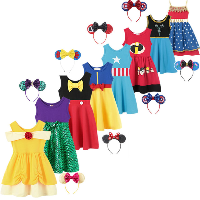 Cartoon Role Playing Dress