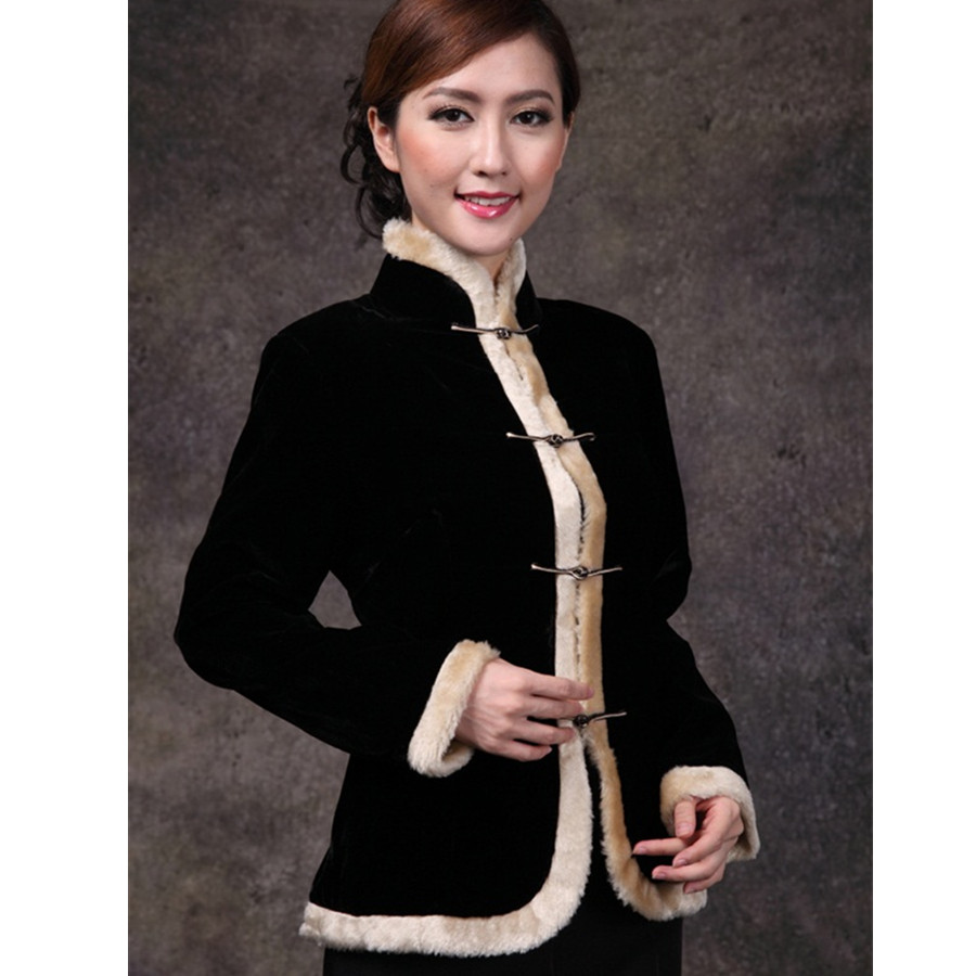 Popular Ladies Velvet Jacket-Buy Cheap Ladies Velvet Jacket lots ...