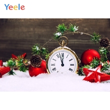 Yeele Christmas Party Photocall Decor Countdown Photography Backdrops Personalized Photographic Backgrounds For Photo Studio