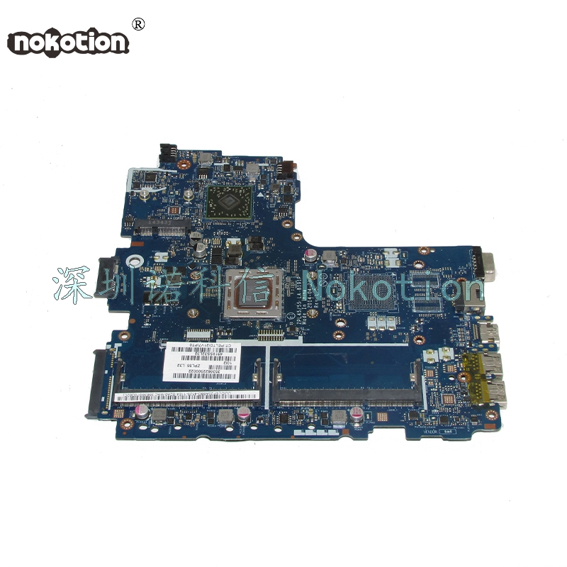 NOKOTION ZPL45 55 LA-B191P 773075-601 773075-001 Main board For hp probook 455 G2 A10-7300 laptop motherboard DDR3 744009 501 744009 001 for hp probook 640 g1 650 g1 motherboard socket 947 hm87 ddr3l tested working