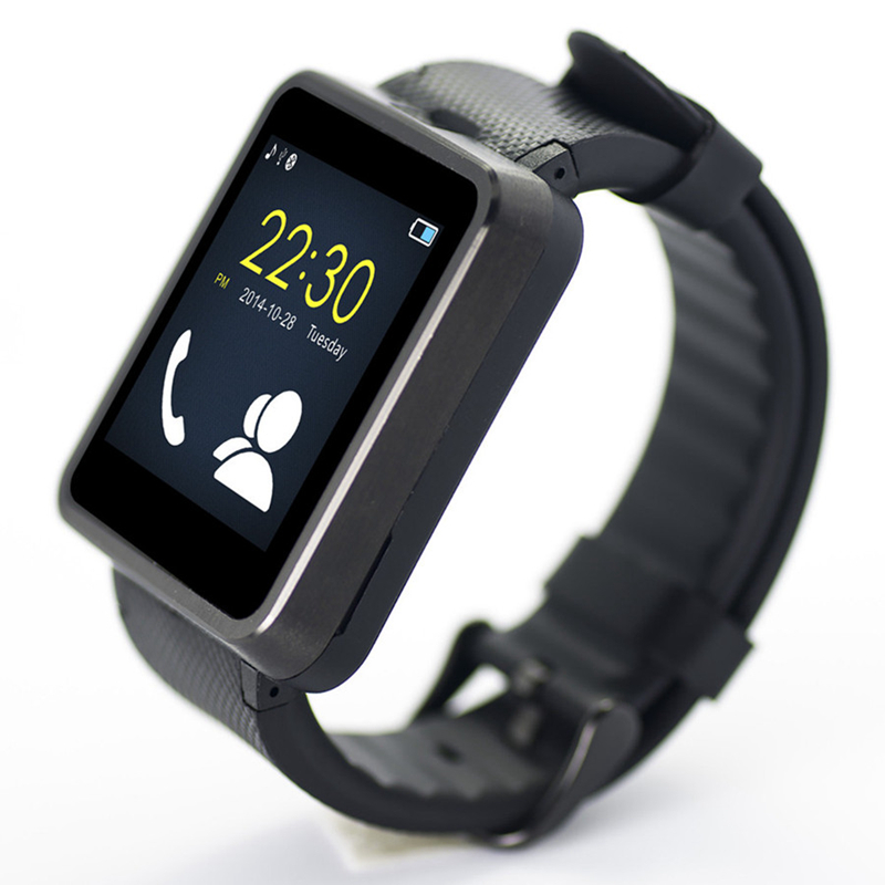 2016 New Arriver Bluetooth Sport Relojes Can Message Reminder Dial Call with OGS capacitive screen for