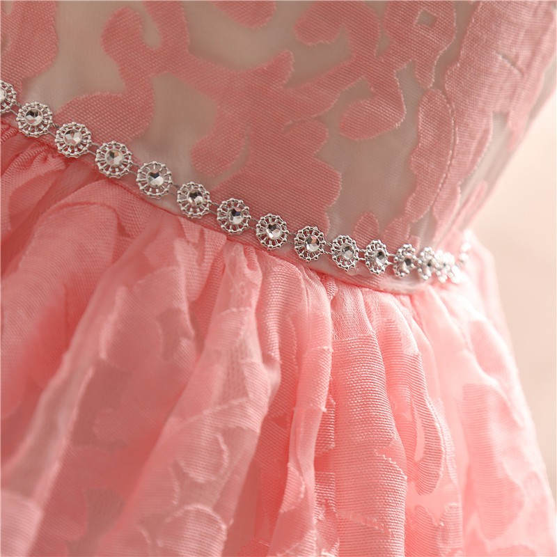 Newborn Bow Dress Baby Girl (12)