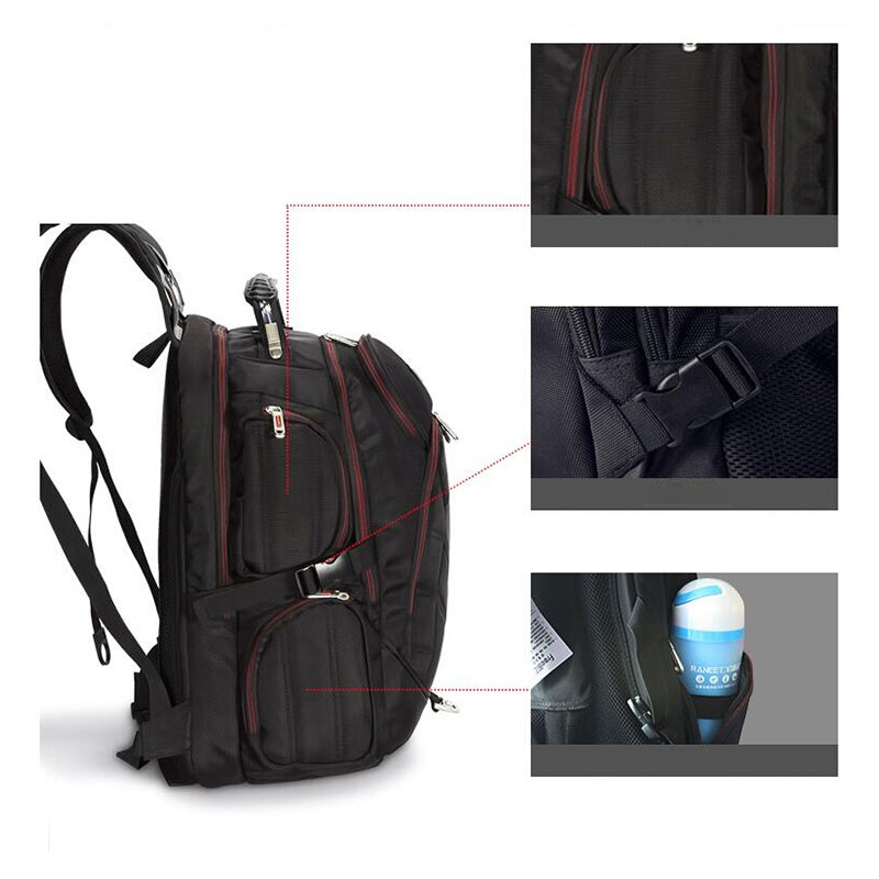 Freebiz 18.4 Inches Laptop Backpack Fits Up To 18 Inch Gaming Laptops For Dell, Asus, Msi,hp #5