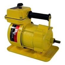 Портативный вибратор для бетона RedVerg RD-RE-15 kW (Мощность 1000 Вт, 2850 об/минуту, режим работы 4-6 минут, асинхронный, однофазный, Внимание, товар поставляется без шланга и булавы!)