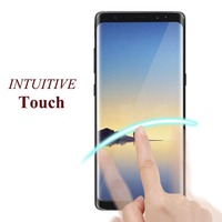 100PC3D note9 tempered glass for samsung galaxy note 9 note8 S8 S9 plus screen protector protective film protection curved edge