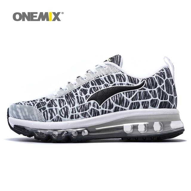 ONEMIX мужские кроссовки дышащие уличные Прогулочные спортивная мужская обувь спортивные кроссовки размер 39-46 для бега треккинг