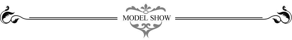 infine-model show