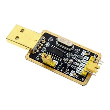 1PCS CH340 module instead of PL2303 , CH340G RS232 to TTL module upgrade USB to serial port in nine Brush small plates