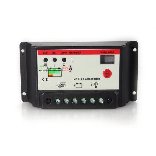 Regulator charging solar panel solar controller 30A 12 / 24V