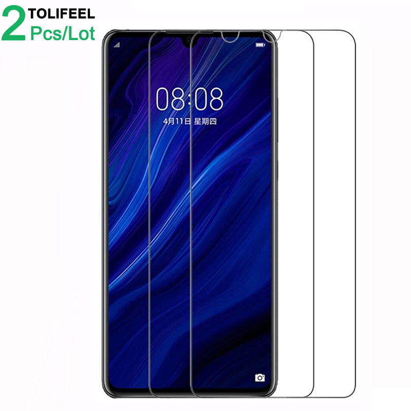 2Pcs Tempered Glass For Huawei Y5 2019 Screen Protector 9H 2.5D Phone On Protective Glass For Huawei Y5 2019 Glass
