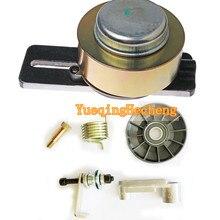 Новый натяжитель приводного ремня и вентилятор охлаждения комплект шкива для Bobcat S130 S150 S160 S175