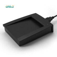 13,56 МГц или 125 кГц RFID считыватель EM4100 USB датчик приближения считыватель смарт-карт
