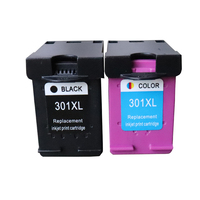 Ink Cartridge Replacement For HP 301 XL Compatible For HP Deskjet 1050 2050 2050s 2510 2540