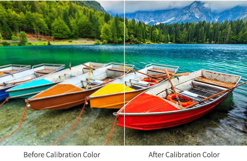 FEELWORLD S55 5.5 cal DSLR ekran aparatu 4K HDMI LCD IPS HD 1280x720 wyświetlacz monitor zewnętrzny 8.4V DC wyjście dla Canon Sony Nikon 5