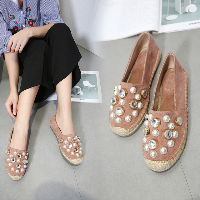 Chaussures à bout rond roses Fashion femme  taille : EU43/UK9/CN44) QDTdaNyuL